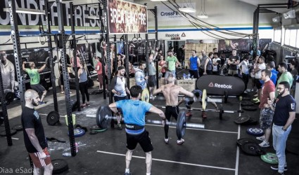 CrossFit Certified Level 2 Trainer Doha